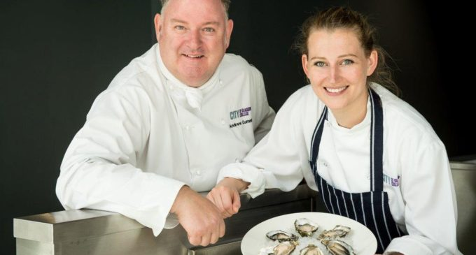 Seafood Scotland Launches Scottish Oyster Shucking Championships