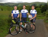 See Bruce Stevenson Insurance Brokers' Mark Beaumont Challenge Update!