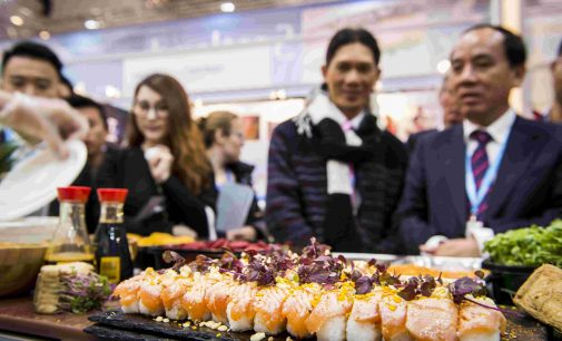 Seafood Scotland Delegation Heads East to Asia
