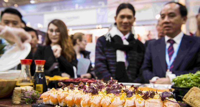 Seafood ScotlandDelegation Heads East to Asia