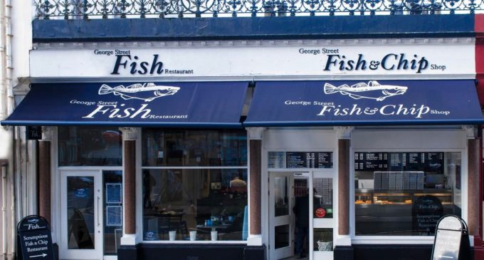 DM Hall Markets Oban's Iconic George Street Fish Restaurant