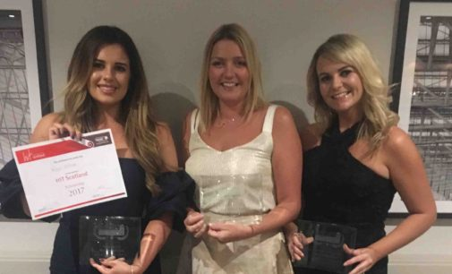 CIS Excellence Winners Hickory at Scottish Women Awards