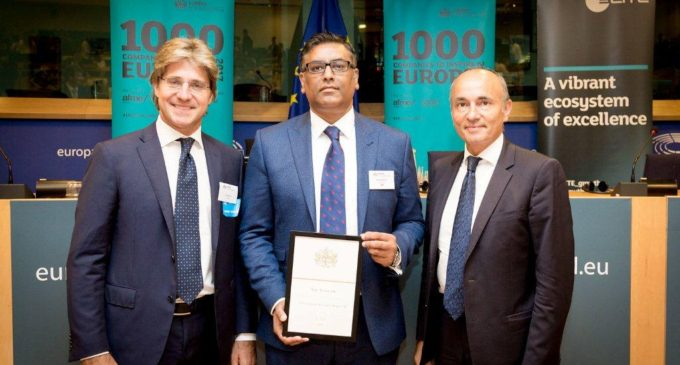 Star Tissue Voted into Top 1,000 Firms to Inspire Europe