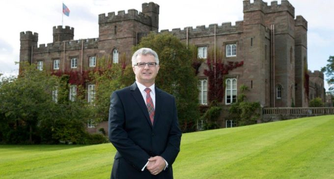Scone Palace Appoints Stephen Brannigan as Head of House Opening
