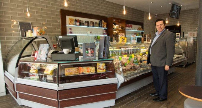 QED Installs Catering Equipment at Glasgow Deli