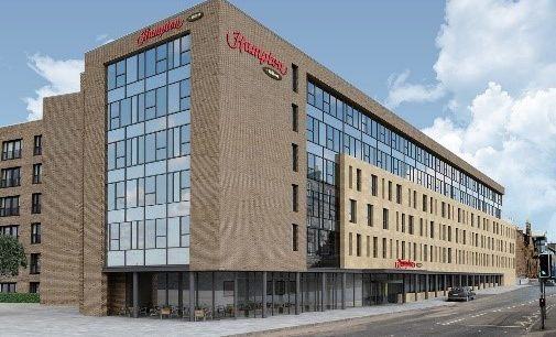 Hampton by Hilton to Open First Edinburgh Property