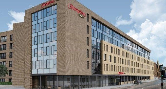 Hampton by Hilton to Open First Edinburgh Property