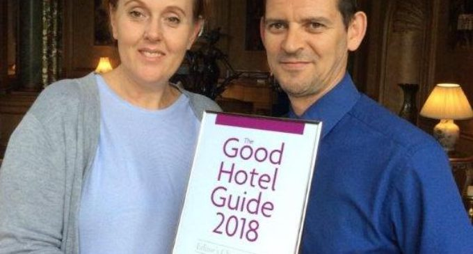 CIS Excellence Finalist Ardanaiseig Named Most Romantic Scottish Hotel