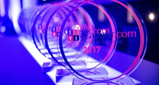 Caterer.com People Awards 2017 Winners Announced