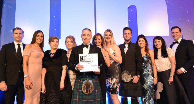 Apex Hotels Triumphs at HR Awards