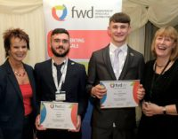 Brakes Scotland Celebrates New Apprentices