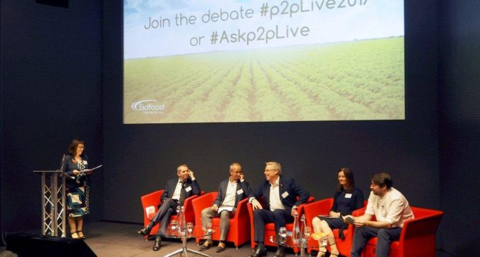 Bidfood Scotland Toasts Success of plate2planet Live!