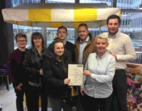 BaxterStorey Welcomes Scotland's First Catering Apprentice