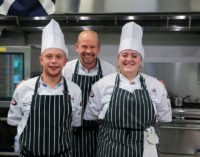 Culinary Arts Students Cook Up Win for Fife College