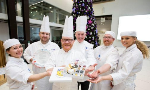 City of Glasgow College Students Recognised for Gleneagles Master Chef Menu