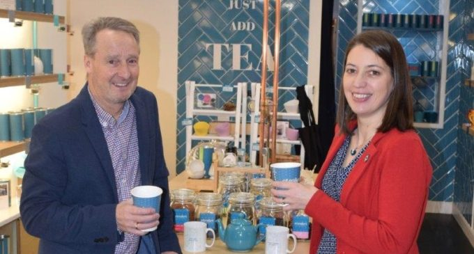 Brakes Scotland Adds Specialty Tea To Scottish Range