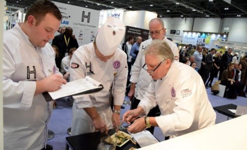 Last Exhibitor Spaces Remaining as Hotelympia 2018 Reaches 95% Capacity