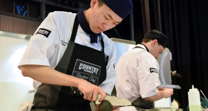 Three Scottish Semi-Finalist Colleges Announced in Country Range Student Chef Challenge