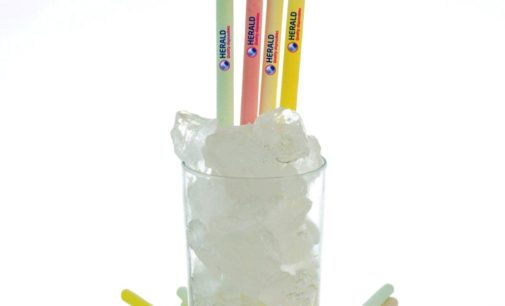 Edible Straws Herald Success for Sole UK Supplier