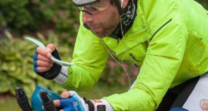 Fuelling Up to Pedal the World: The Food Diary of Endurance Cyclist Mark Beaumont