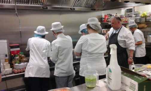 Brakes Scotland Joint Partnership Tempts School Leavers With Foodservice Careers