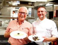 Roux Family Team Up With Edinburgh's Balmoral Hotel
