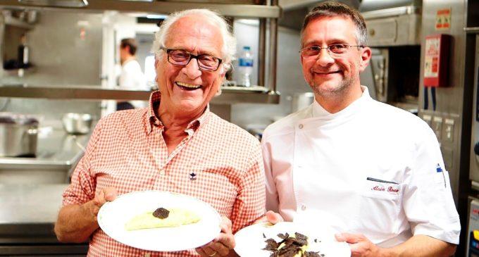 Roux Family Team Up With Edinburgh's Balmoral Hotel