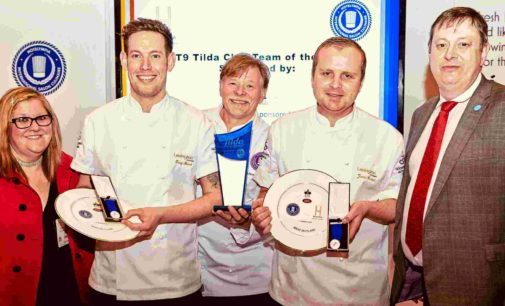 2018 Tilda Chef Competition Winners Announced at Hotelympia 2018