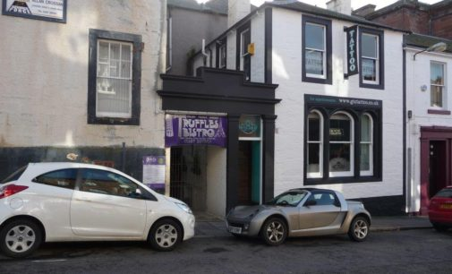 Graham & Sibbald Markets Liquid Lounge & Truffles Bistro, Dumfries