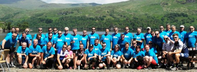 Bruce Stevenson Insurance Brokers Completes Second Scottish Charity Cycle