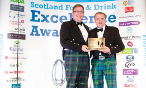Scotland Food & Drink Excellence Awards 2018: The Winners