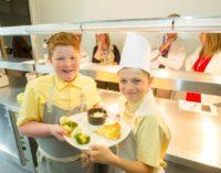 Masterchef Winner Judges Scottish Primary Schools Food Challenge
