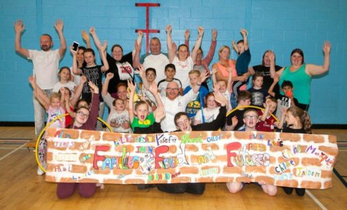 CIS Excellence Awards Judge Gary Maclean Visits Clydebank High School