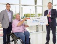 CIS Excellence Sponsor Raises £100k for Hospitality Action