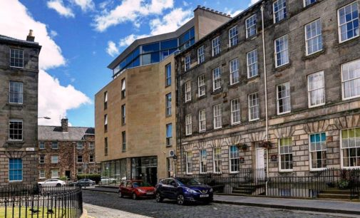 Ten Hill Place Expansion Completed in Edinburgh