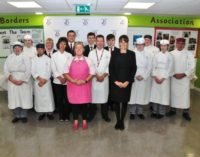 Borders College Hosts Inaugural Local Food Event