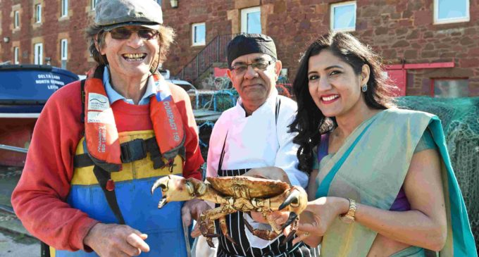 Edinburgh Sees New Indian Seafood Restaurant Launch