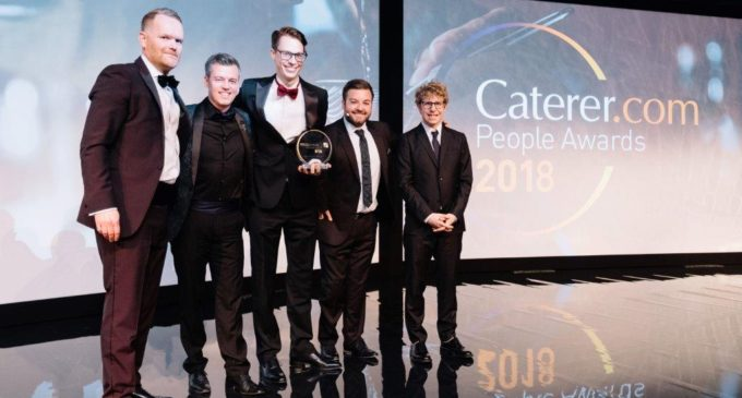 Announcing The Winners of the Caterer.com People Awards 2018