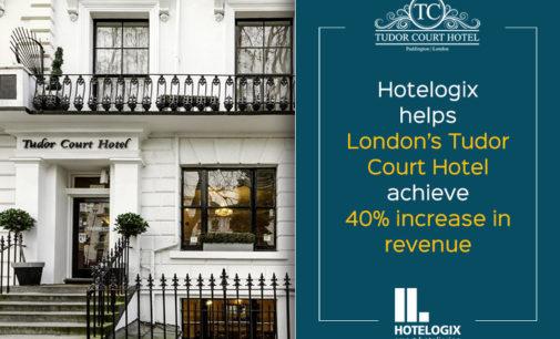 Hotelogix Helps Iconic Hotel Achieve 40% Revenue Increase