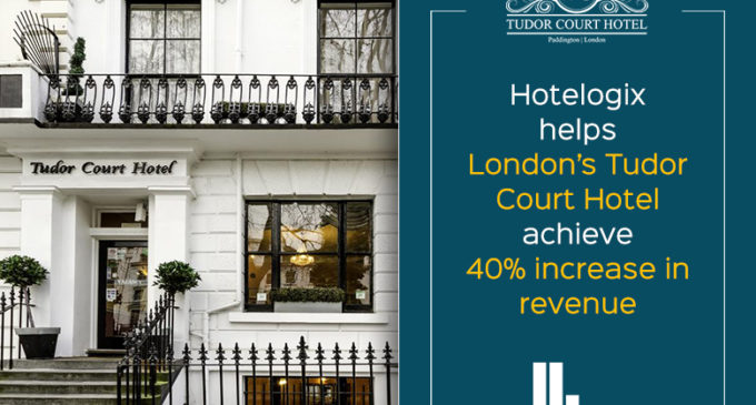 Hotelogix Helps Iconic Hotel Achieve 40% Revenue Increase