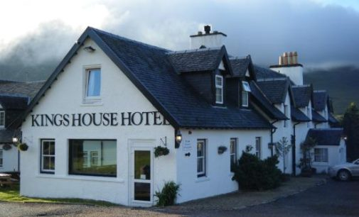 Craig Haddow Appointed To Relaunch Historic Glencoe Hotel