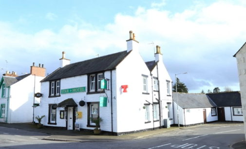 Graham & Sibbald Markets Award-Winning The Star Hotel in Twynholm