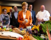 The Food Tourism Action Plan: Taking Scotland's Food & Drink Experiences Forward to 2030