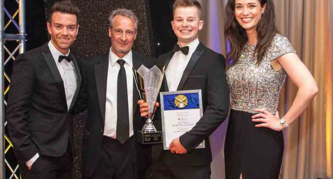CIS Excellence Young Chef of the Year 2018 Moves On Up to Entier