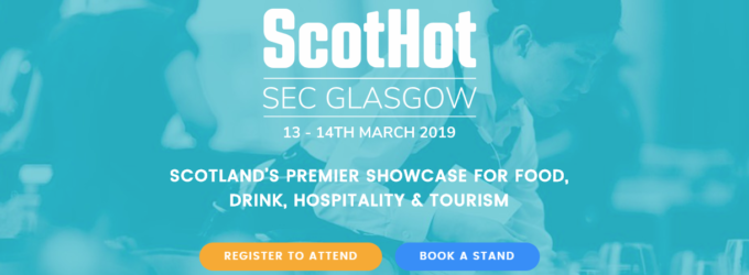 ScotHot 2019 Now 80% Sold Out!