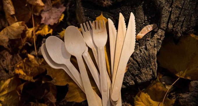Herald Plastics Enjoys Sales Increase of Wooden Cutlery!
