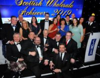 JW Filshill Named Scotland's Top Wholesale Business
