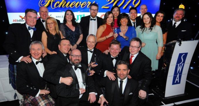 JW Filshill Named Scotland's Top Wholesale Business