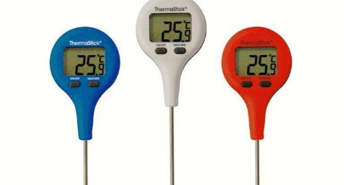 ETI Launches NEW ThermaStick® Pocket Thermometers