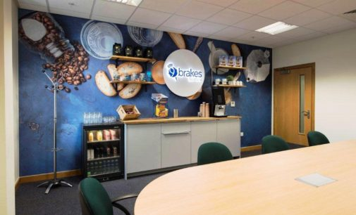 Brakes Scotland Reveal Newhouse Depot's Refurbished Hospitality Suites
